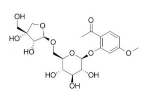 Apiopaeonoside