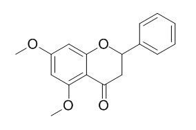 5,7-Dimethoxyflavanone