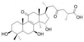 Ganoderic acid C2