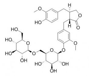 Matairesinol 4'-O-beta-gentiobioside