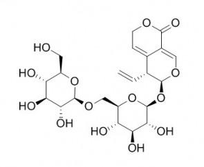 6'-O-beta-D-Glucosylgentiopicroside