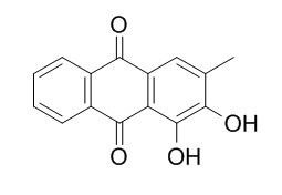 1,2-dihydroxy-3-methyl-anthracene-9,10-dione
