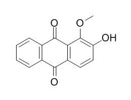2-Hydroxy-1-methoxyanthraquinone