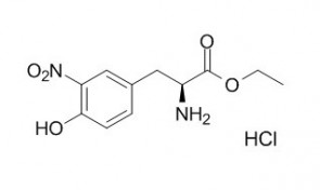 3-Nitro-L-tyrosine ethyl ester hydrochloride