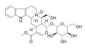 3Beta-Isodihydrocadambine 4-oxide