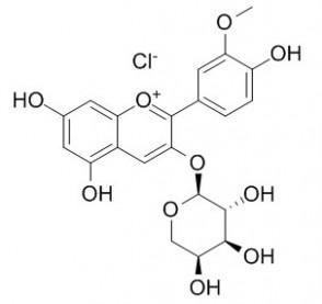 Peonidin-3-O-arabinoside chloride