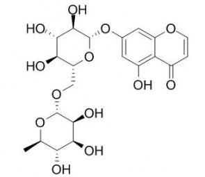 5,7-Dihydroxychromone 7-rutinoside