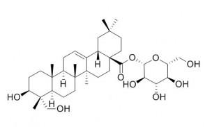 Hederagenin 28-O-beta-D-glucopyranosyl ester