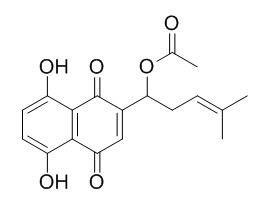 Acetylshikonin