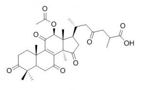 Ganoderic acid F