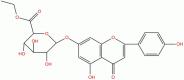 Apigenin-7-O-glucuronide-6'-ethyl ester